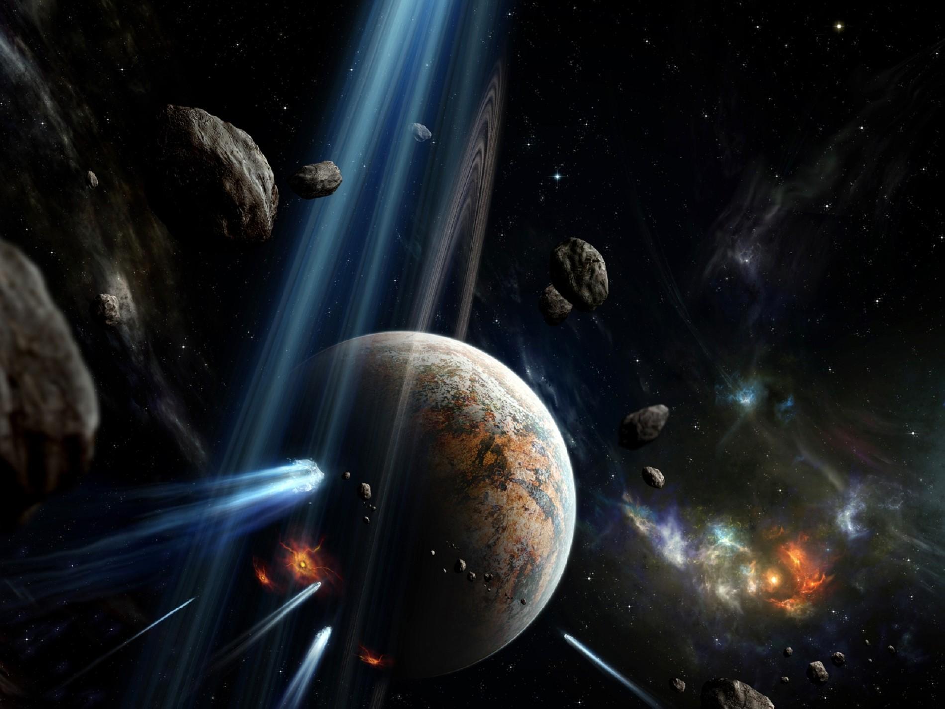 impatto meteoriti