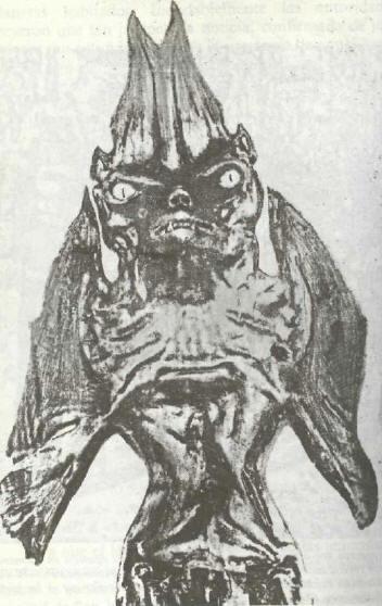 creatura pescata