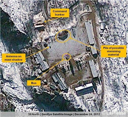sito nord corea test nucleare