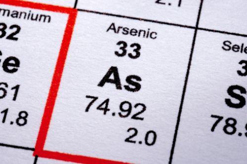 utilizzo arsenico