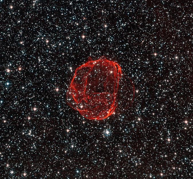 supernova snr 0519