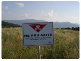 mine croazia