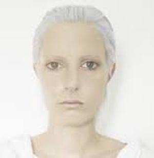 alieno bianco