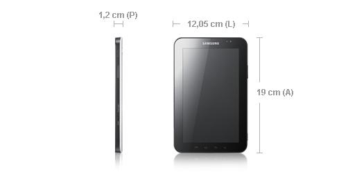 Galaxy tab 7