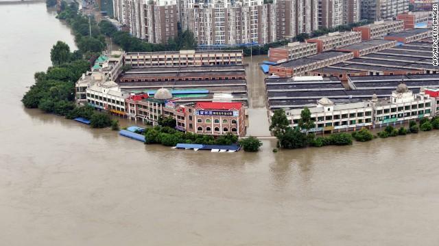 china sichuan inondazioni