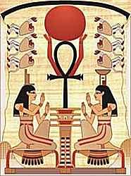 croce egizia 2