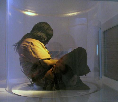 mummia inca