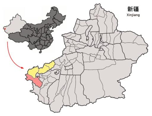 zona china